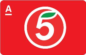 Дебетовая карта «Пятерочка»